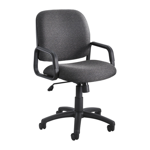 Cava® Urth™ Task Chair, High Back, Black