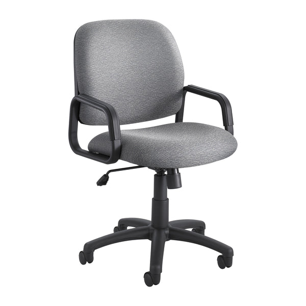 Cava® Urth™ Task Chair, High Back, Gray