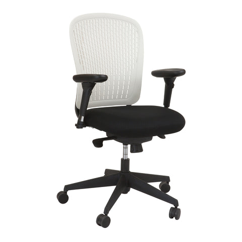 Adatti™ Task Chair, White