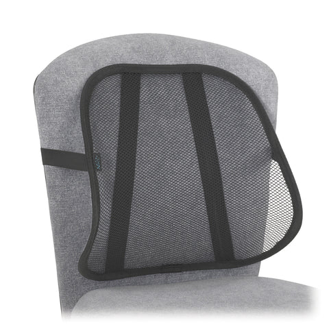 Mesh Backrest, Black, (Qty. 5)