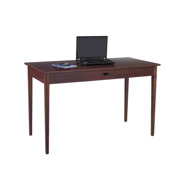 Apres™ Table Desk, Mahogany