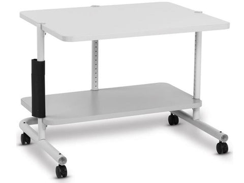 AnthroCart Small Portable Computer Desk GT16NRFG