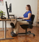 Ergonomic Chair Stance Angle 5100 from HealthPostures