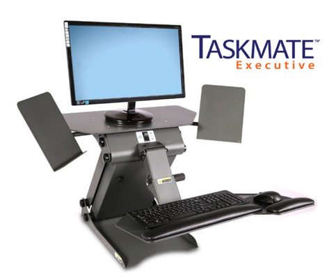 Height-Adjustable Standing Desk Electric TaskMate Executive 6100