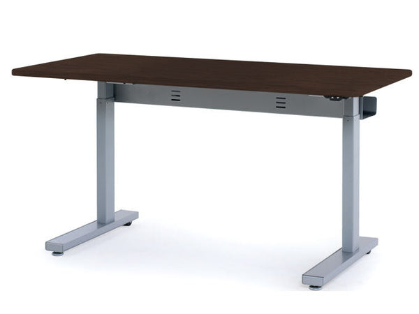 Anthro Elevate Sit Stand Desk 60 Inches Wenge Mvbd60ss