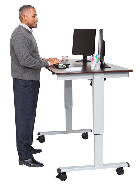 "60"" Electric Standing Desk  by Luxor"