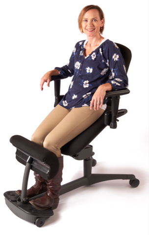 ... Ergonomic Chair Stance Angle 5100 from HealthPostures ...