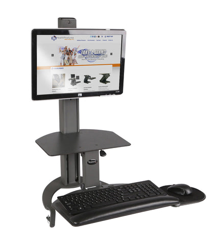 TaskMate Go 6300 Sit-Stand Desk Mount
