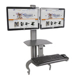 Dual Monitor Arm for TaskMate Go