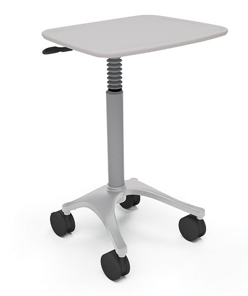 Anthro Zido Adjustable Height Cart by Ergotron ZAL22CG/CG4 22 inch