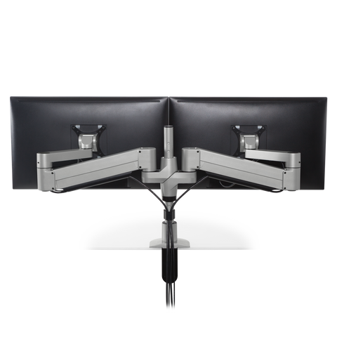 Staxx™ Dual Articulating Monitor Mount