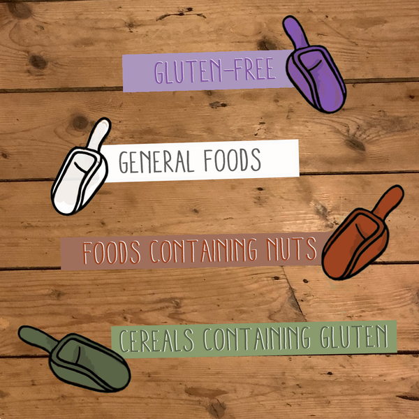food intolerances and allergies policy