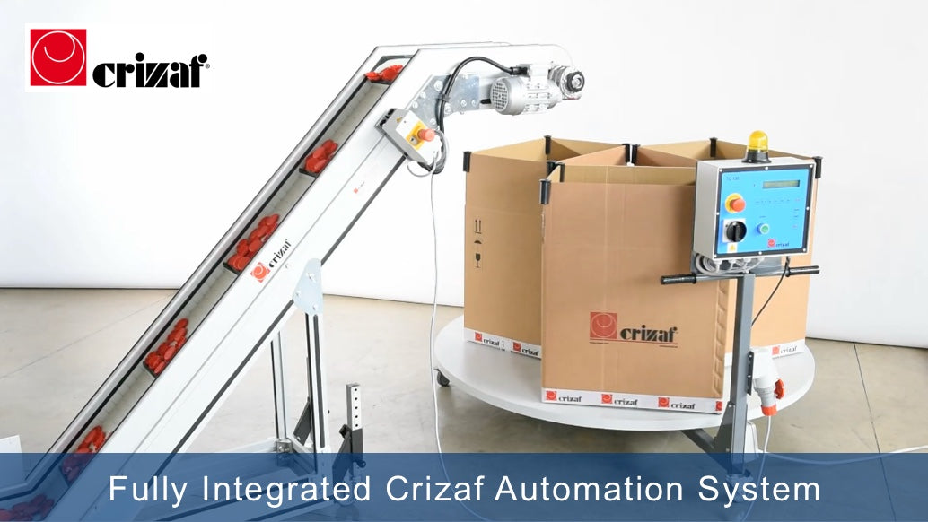 Fully Integrated Crizaf Automation System
