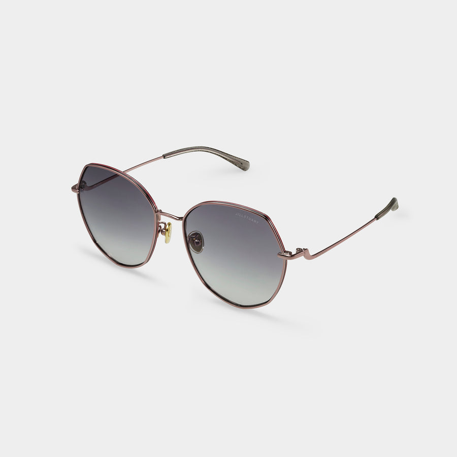 Heptagon Sunglasses with Gradient Lenses | JILLSTUART Eyewear PHYLLIS