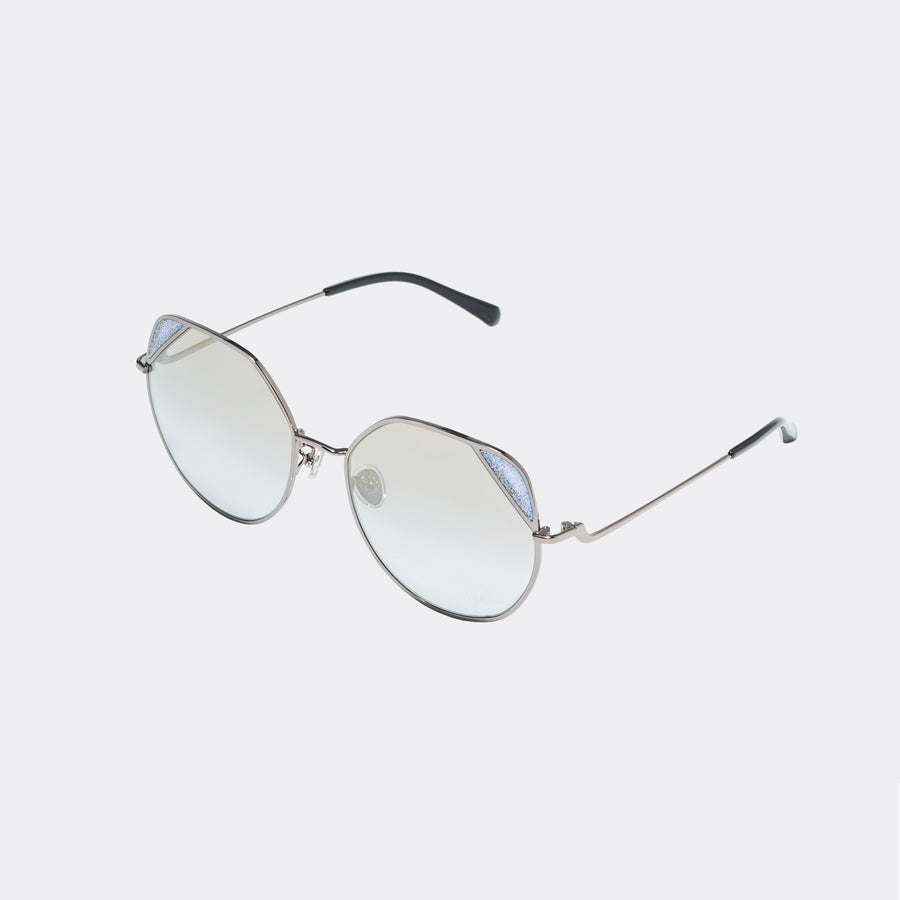 ALLISON | Cat-eyed Metal Sunglasses | JILLSTUART Eyewear