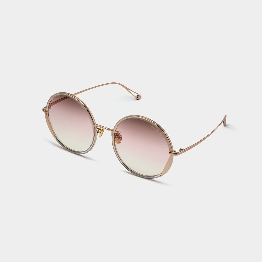 Signature Rounded Sunglasses | JILLSTUART Eyewear ADLEY