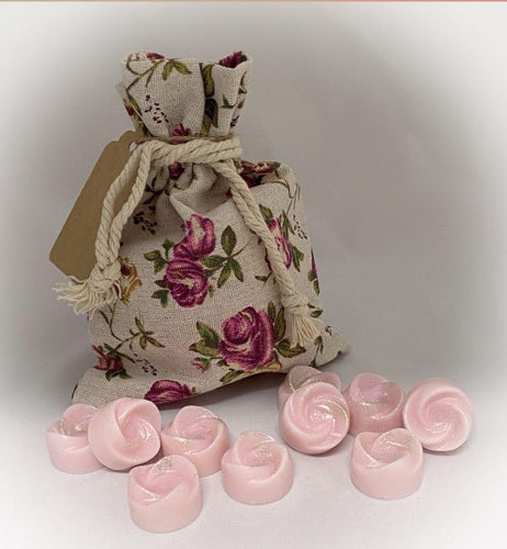 Rose  Wax Melts - Beautiful - Aroma Springs Home Fragrances