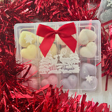 Load image into Gallery viewer, Christmas Wax Melts Selection Box