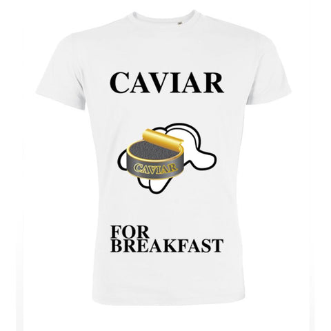 Caviar for breakfast