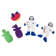 Load image into Gallery viewer, Oskar & Ellen Space Soft Toy Set