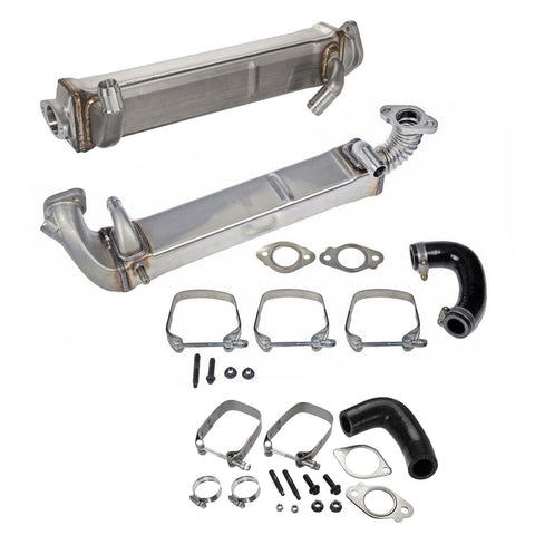 EGR Cooler 2008-2010 Ford 6.4L Powerstroke (Vertical & Horizontal)