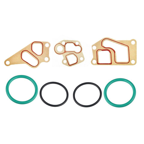 7.3 Oil Cooler Gaskets 1984-1993 Ford Non-Powerstroke Turbo Diesel