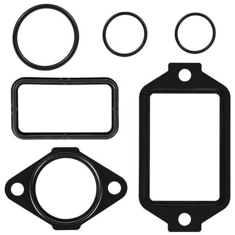 LB7 LLY LBZ LMM Duramax Engine Oil Cooler Gasket & Seal Kit 2001-2010 Chevy GM 6.6L