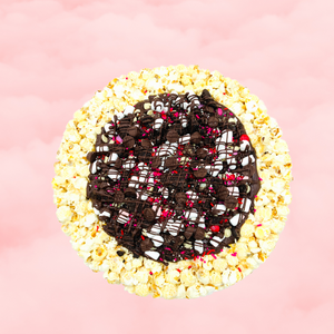 Love is Sweet Gourmet Popcorn Pizza