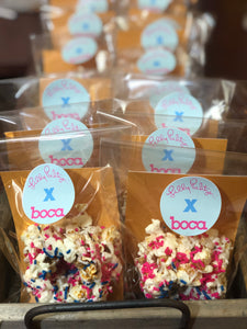 Customized Mini Gourmet Popcorn Cakes