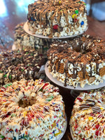 Load image into Gallery viewer, Customized Gourmet Popcorn Cake