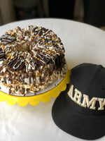 Load image into Gallery viewer, Graduation Gourmet Popcorn Cake