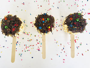 Chocolate Lover's Gourmet Popcorn Pops
