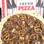 Load image into Gallery viewer, Caramel Lover's Gourmet Popcorn Pizza