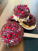 Load image into Gallery viewer, Love is Sweet Mini Gourmet Popcorn Cakes
