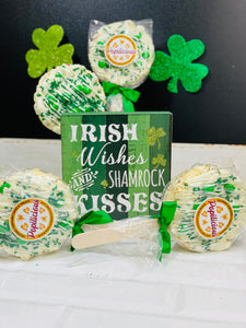 Luck of the Irish Gourmet Popcorn Pops