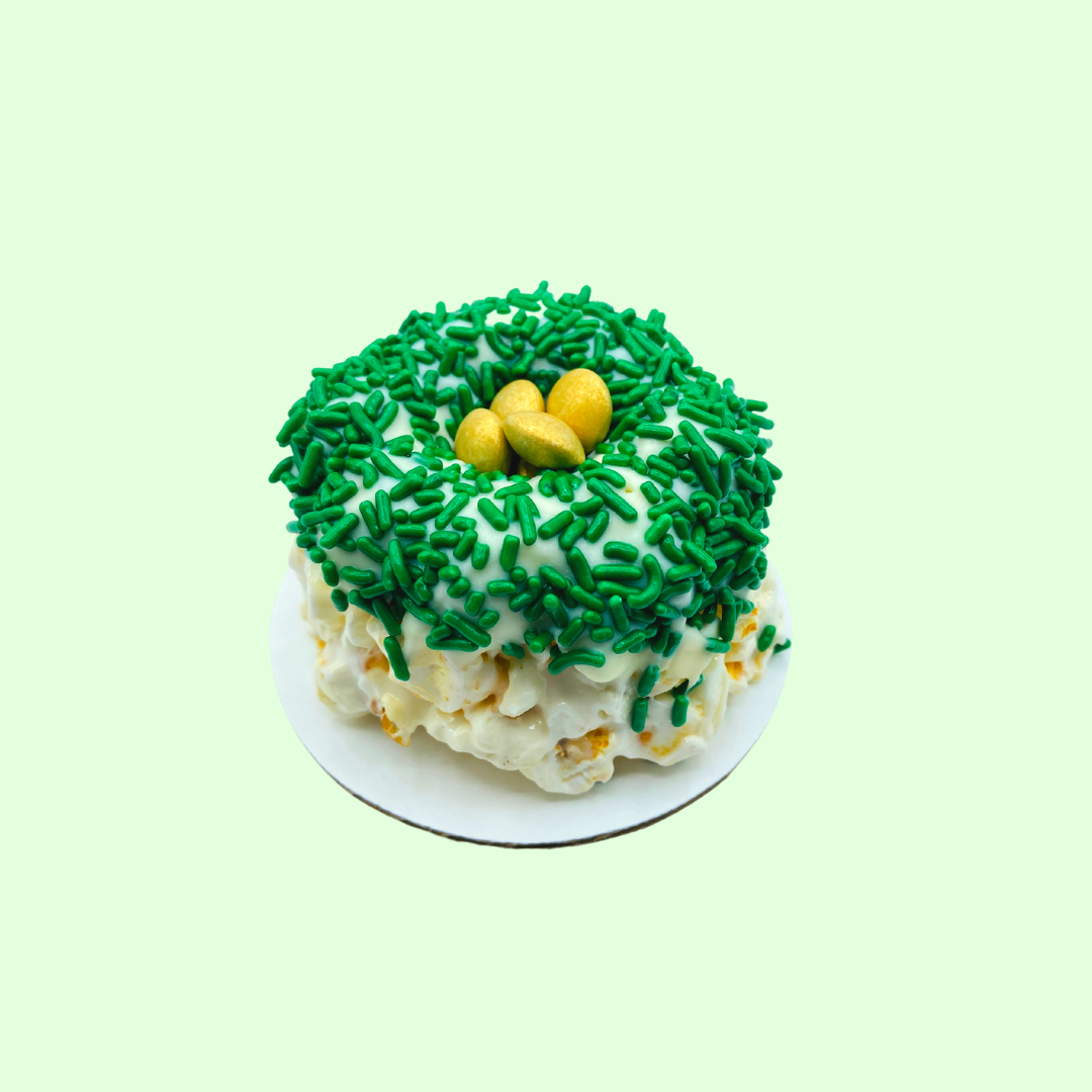 Pot of Gold Mini Gourmet Popcorn Cakes