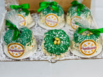 Load image into Gallery viewer, Pot of Gold Mini Gourmet Popcorn Cakes