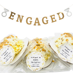 Load image into Gallery viewer, Engagement Gourmet Popcorn Mini Cakes