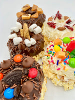 Load image into Gallery viewer, Mini Gourmet Popcorn Cake Sampler Box