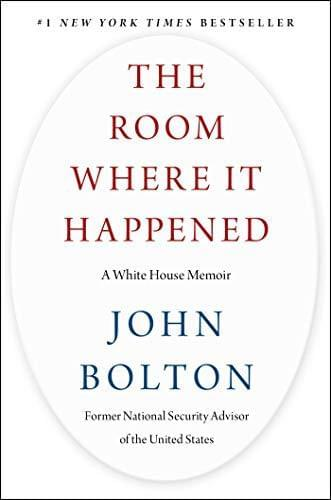 The Room Where It Happened : A White House Memoir paulabestdeals.myshopify.com