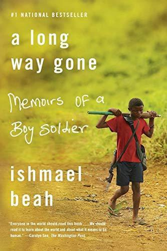 A Long Way Gone: Memoirs of a Boy Soldier paulabestdeals.myshopify.com