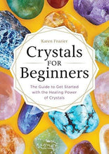 Load image into Gallery viewer, Crystals for Beginners: Guide to Get Started with Healing Power of Crystals paulabestdeals.myshopify.com