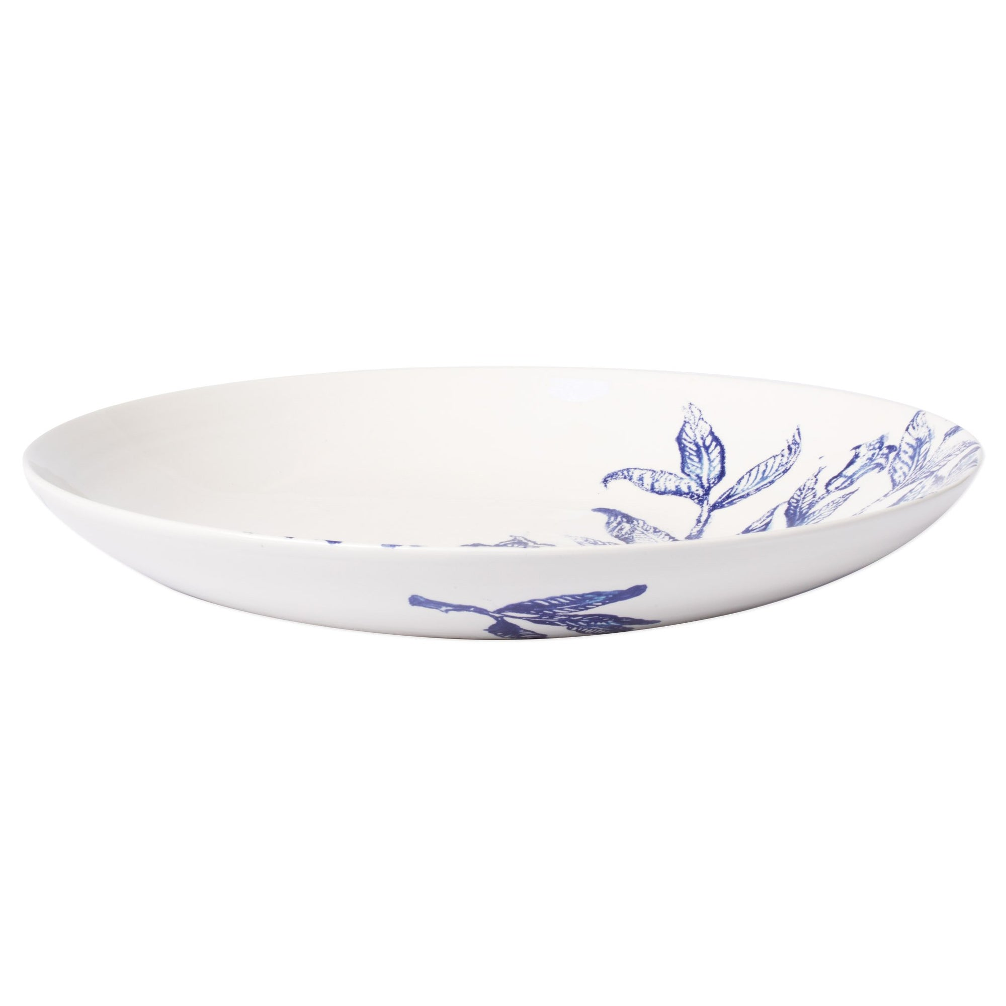 Melagrana Blu Large Serving Bowl by VIETRI