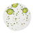 Melamine Fruit Kiwi Dinner Plate