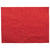 Washable Paper Placemats Red Placemats - Set of 4 by VIETRI