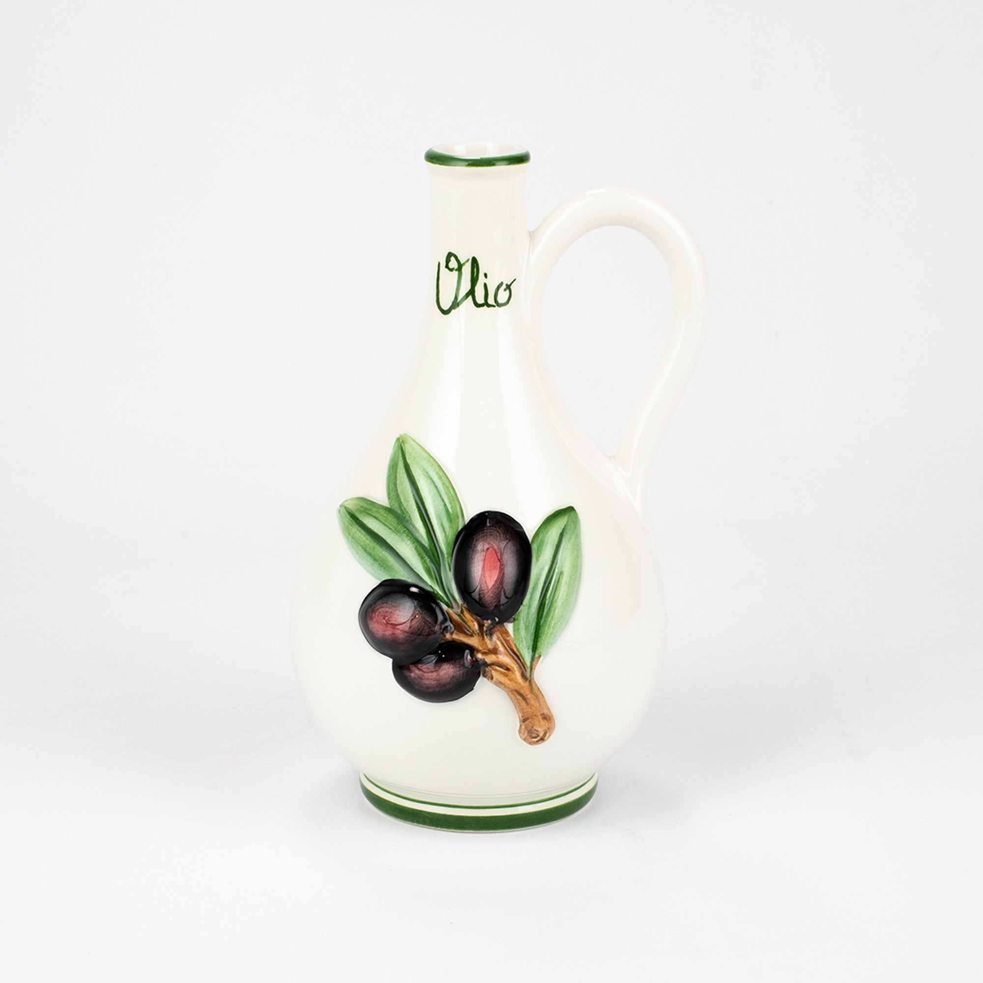 Olives Oil Bottle