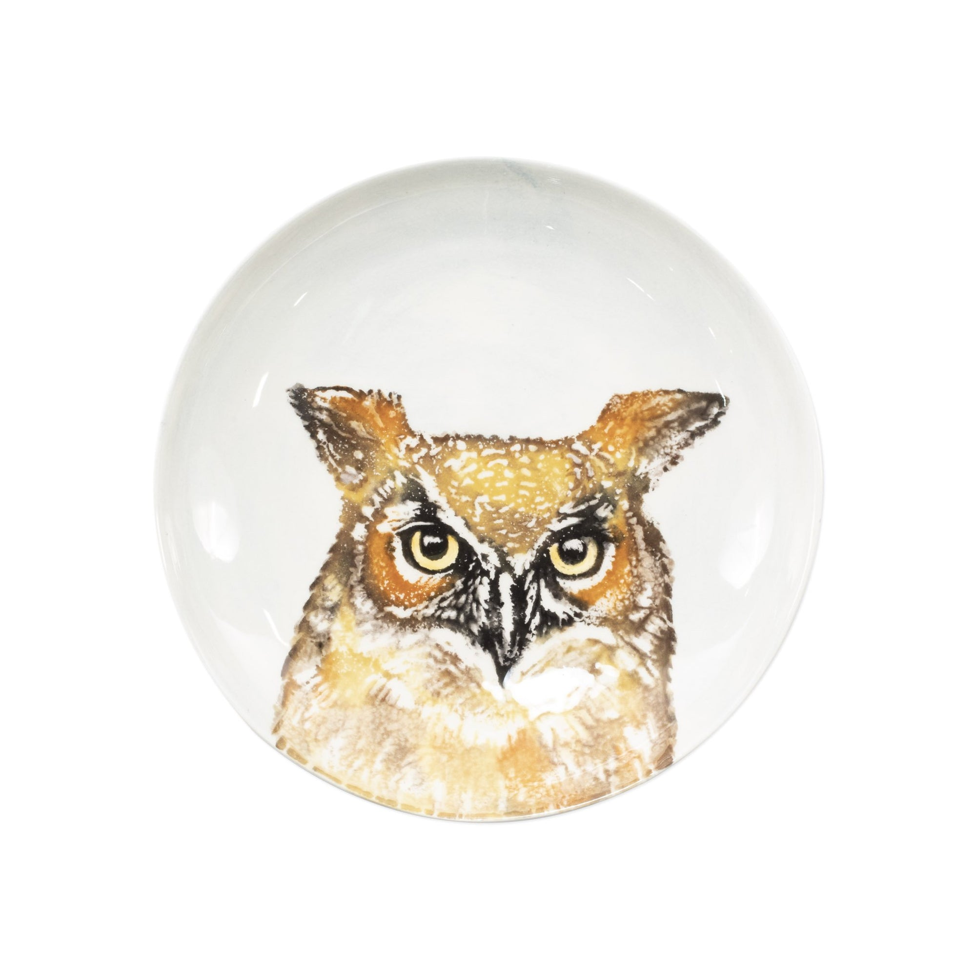 Into the Woods Owl Pasta Bowl by VIETRI