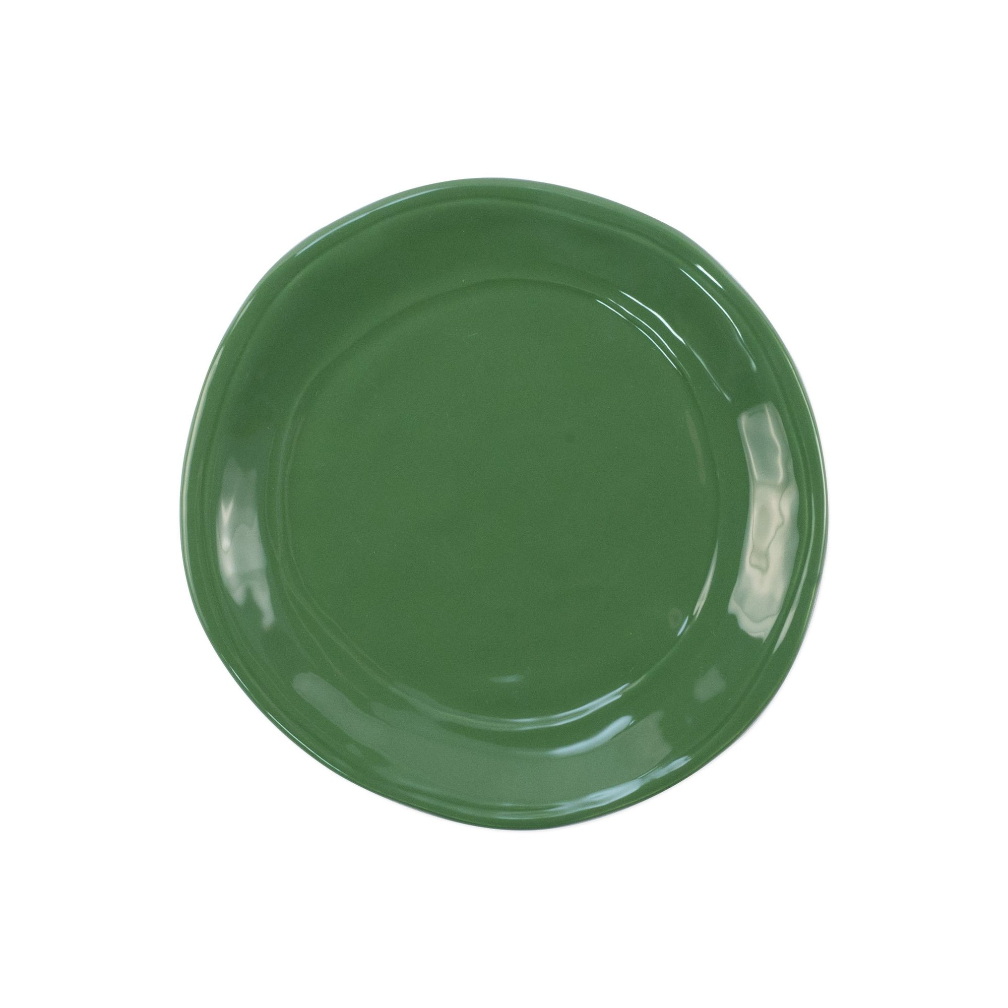 Fresh Green Salad Plate by VIETRI