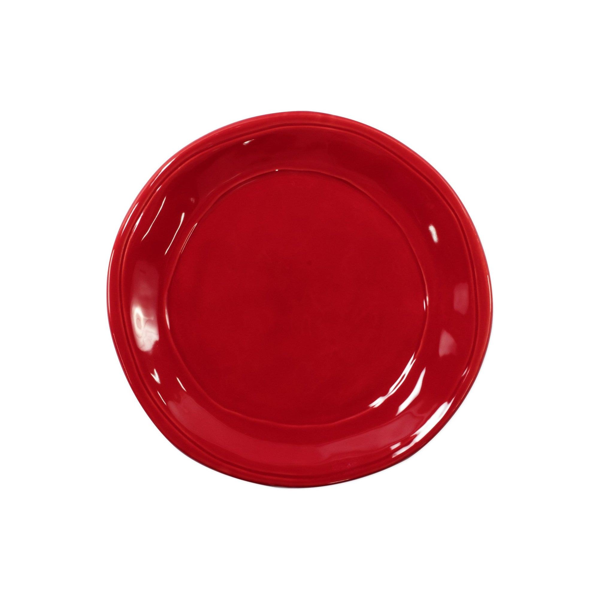 Fresh Red Salad Plate by VIETRI
