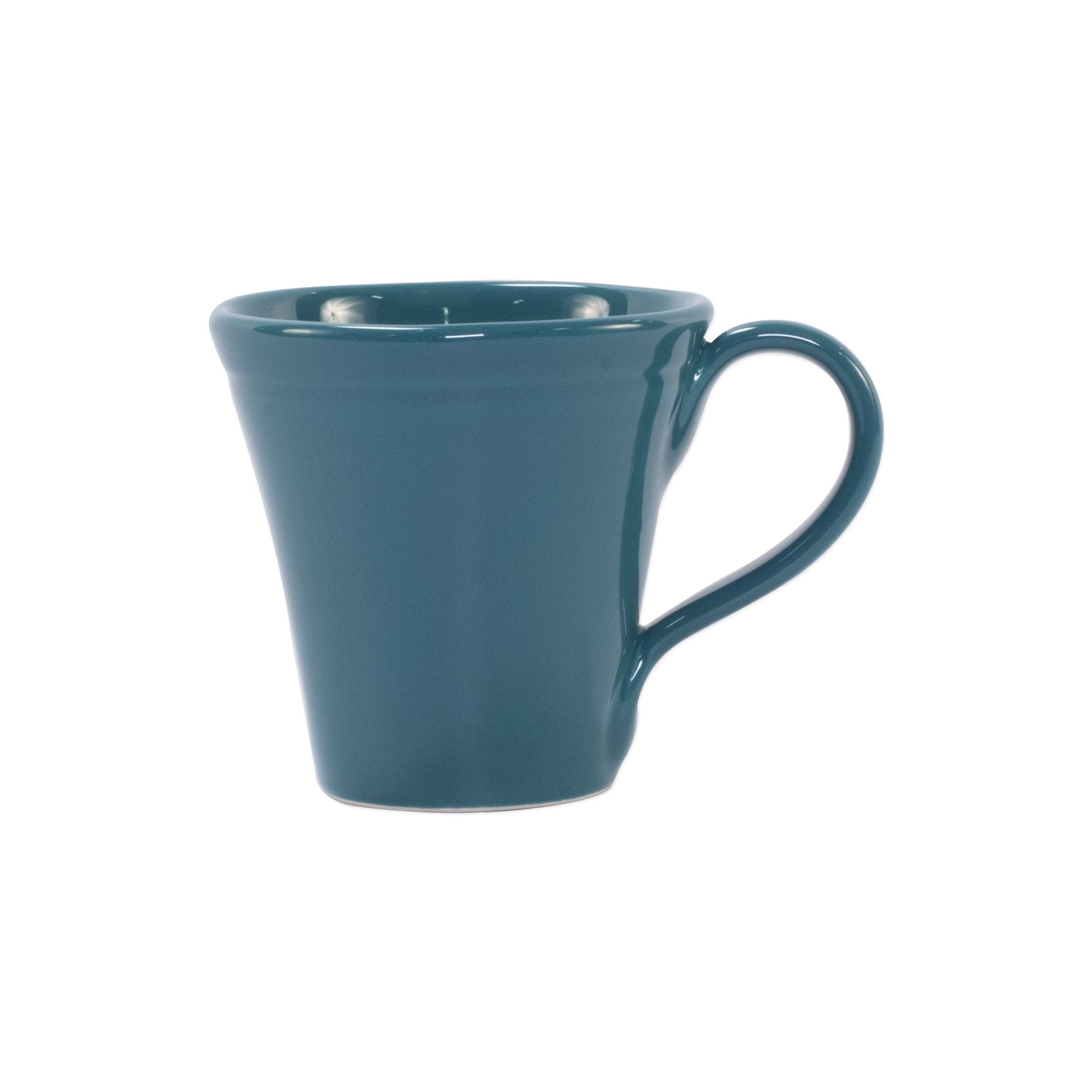 Fresh Teal Mug by VIETRI